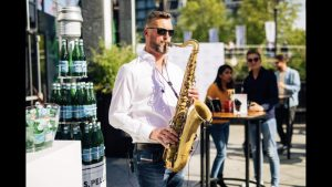 Saxperience - Live entertainment op maat!